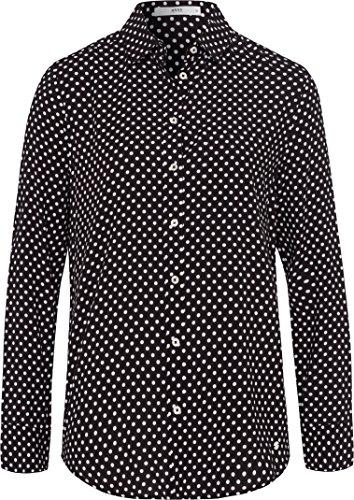 BRAX Damen Style Victoria Bluse, Black, 38