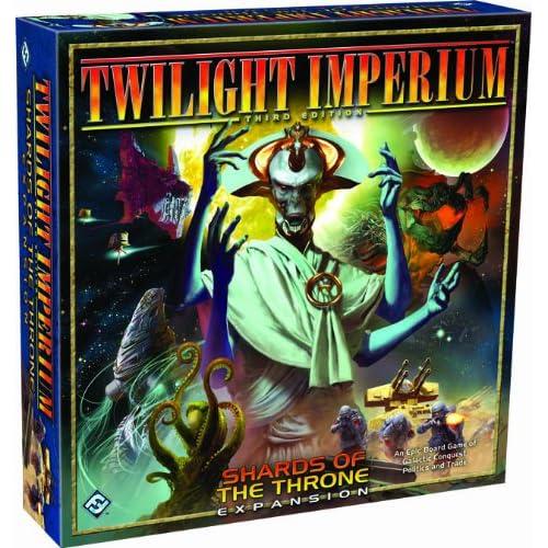 Twilight Imperium: Shards of the Throne Expansion: Fantasy Flight Games: Amazon.es: Juguetes y juegos