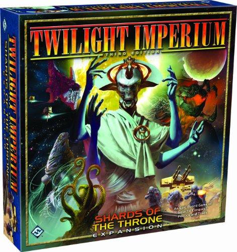 Fantasy Flight Games TI05 - Twilight Imperium: Shards of The Throne Expansion