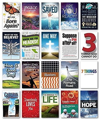 Popular Tracts Assortment (KJV)