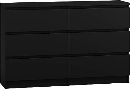 Suchergebnis Auf Amazonde Für Schwarz Kommoden Sideboards