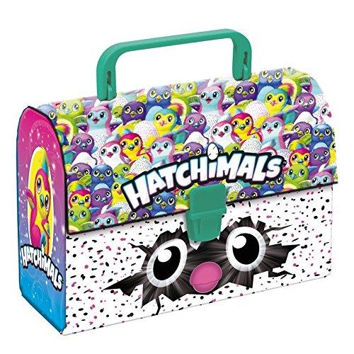 Kuferek kartonowy z raczka Hatchimals
