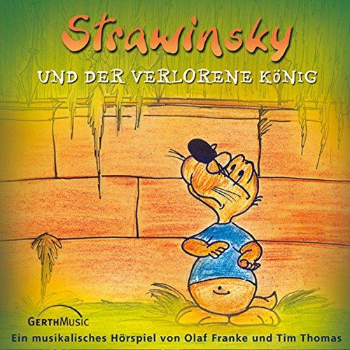 Strawinsky und der verlorene König cover art