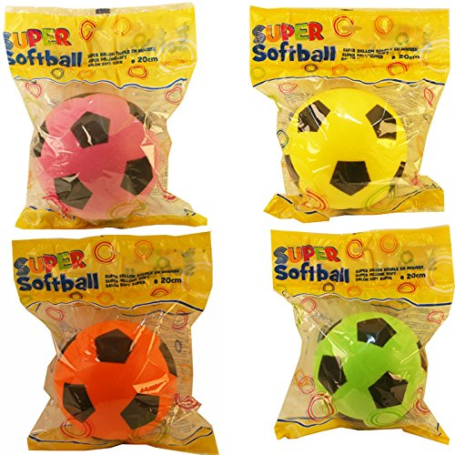 John GmbH Super Softball 20 cm, colori assortiti