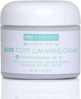 Urban Skin Rx Aloe Cort Calming Cream 2 oz