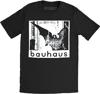 Bauhaus Men's Undead Discharge Slim Fit T-Shirt Black