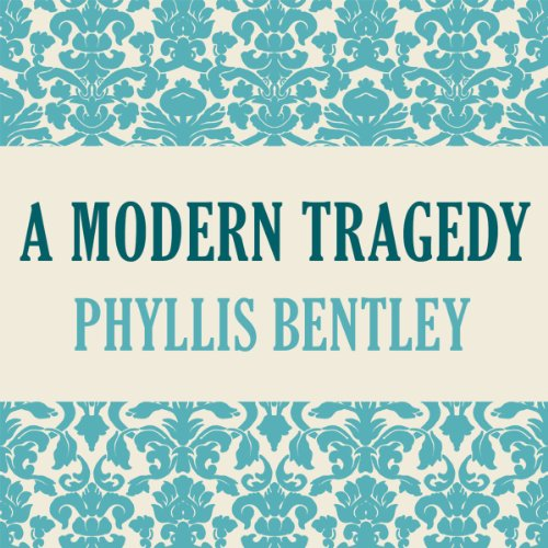 A Modern Tragedy audiobook cover art