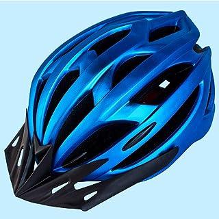 MRDAER Profesional Casco De Bicicleta Casco moldura una Pieza Ligero Unisex Deportes Al Aire Libre Equitaci/ón Protecci/ón Casco Desmontable Tama/ñO Ajustable para Ni/ñOs Ni/ñAs