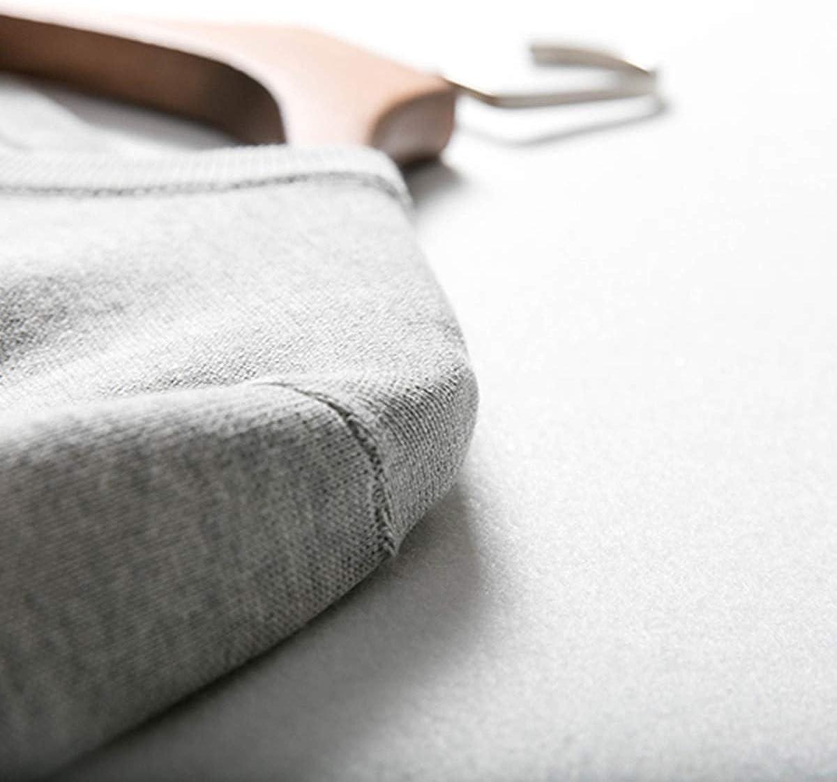 zhili Men's Pullover O-Neck Sweater 100% Cotton