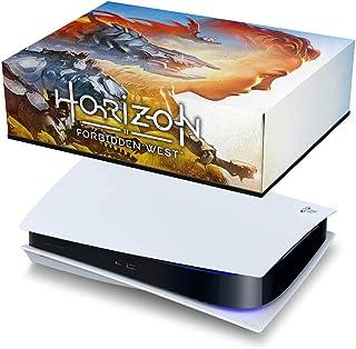 Capa Anti Poeira PS5 - Horizon Forbidden West