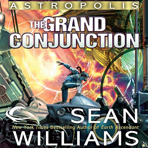 The Grand Conjunction  audiobook cover art