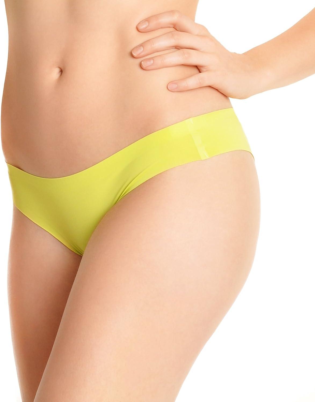 Angelina LaserCut InvisibleLine Pushup Bras Panties Set (6Pack)  Sold Separately