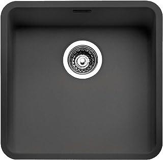 Reginox farbige Edelstahlspüle OHIO 40-40 Midnight Sky / R25949 / Regi-Color Spüle schwarz