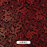 Meterware als Dekostoff- Stoff Chinesischen Stil Cheongsam