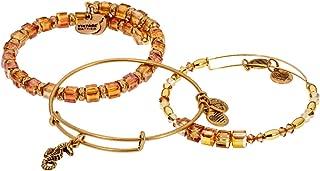 Alex and Ani Seahorse Gold Expandable Bracelet A17ECOM03RG