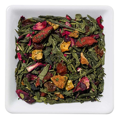 GOJI-AÇAI - Aromatisierter grüner Tee (100g)