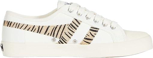 Off-White/Zebra