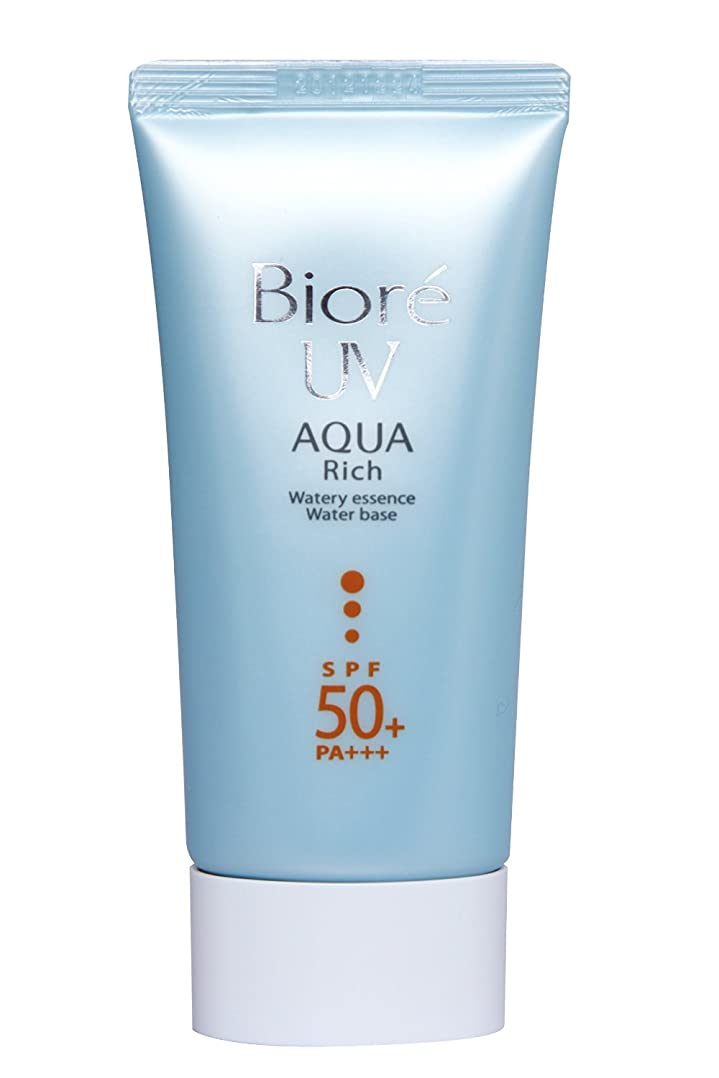 利用可能ガム検出器Biore Uv Aqua Rich Watery Essence spf50?+ / PA + + + 50?ml