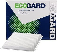 ECOGARD XC35516 Premium Cabin Air Filter Fits Toyota Prius, 4Runner / Subaru Outback / Toyota FJ Cruiser / Mitsubishi Galant, Endeavor / Toyota Celica / Subaru Legacy / Mitsubishi Eclipse