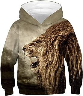 KAMQUERENCE Mens Zipper Hoodies Sweatshirt Long Sleeve Coat with Pockets Pandas