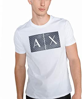 A|X Armani Exchange mens 8NZTCK T-Shirts