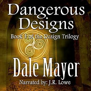 Dangerous Designs audiobook cover art