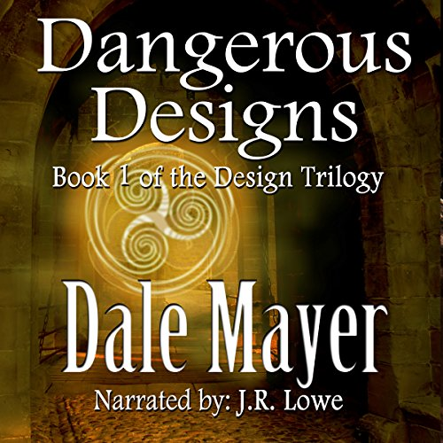 Dangerous Designs audiobook cover art