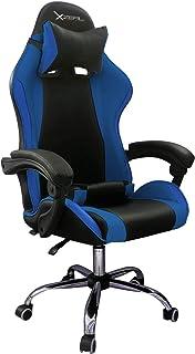 Stylos Tech Xzeal Silla Gamer Negra XZSXZ05B (Azul)