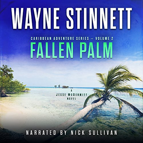 Fallen Palm: A Jesse McDermitt Novel cover art
