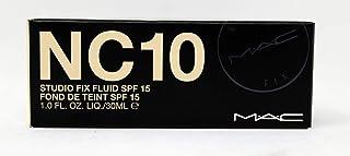 MAC Studio Fix Fluid Foundation SPF15 30 ml