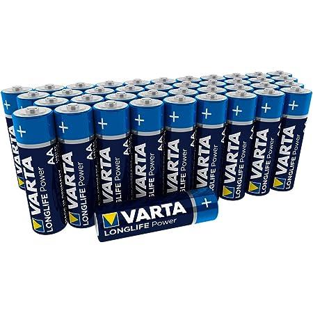 Varta Longlife Power Alkaline Batterie Aa Mignon Elektronik