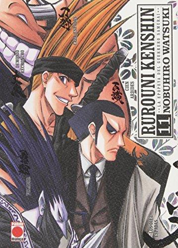Rurouni Kenshin. Integral 11