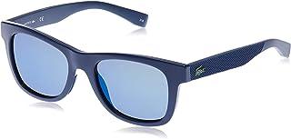 Lacoste Rectangular Tweens Dark Sunglasses For Kids