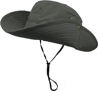 Waterproof Outdoor Bucket Mesh Hat Summer UV Protection Sun Cap Boonie Fishing Camouflage Hat