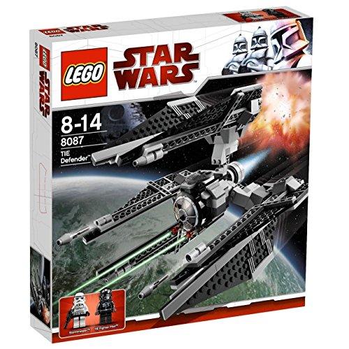 LEGO Star Wars 8087 TIE Defender - Defensor TIE [versión en inglés]
