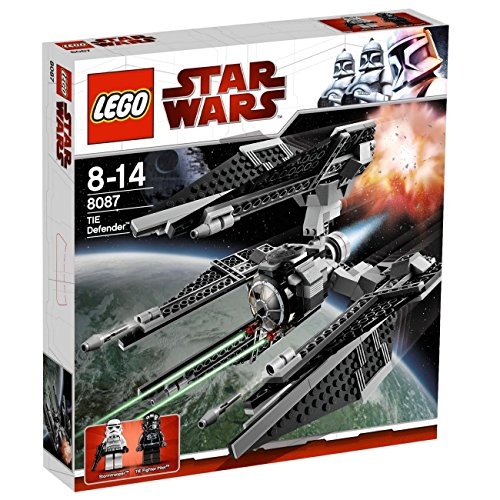 LEGO Star Wars 8087 - TIE Defender