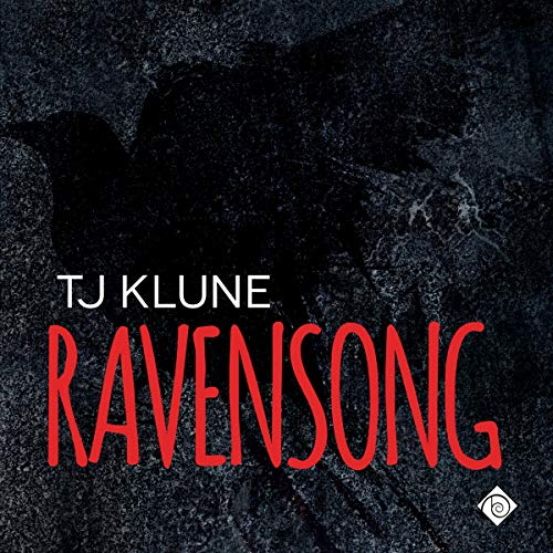 Ravensong audiobook cover art