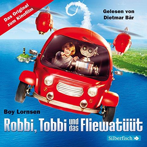 Robbi, Tobbi und das Fliewatüüt 1-3 cover art