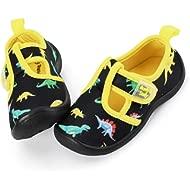 Boys Girls Cute Aquatic Water Shoes & Beach, Swim, Pool, Water Park & Toddler/Little Kid
