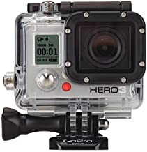 GoPro HERO3: White Edition - (197'/ 60m Waterproof...