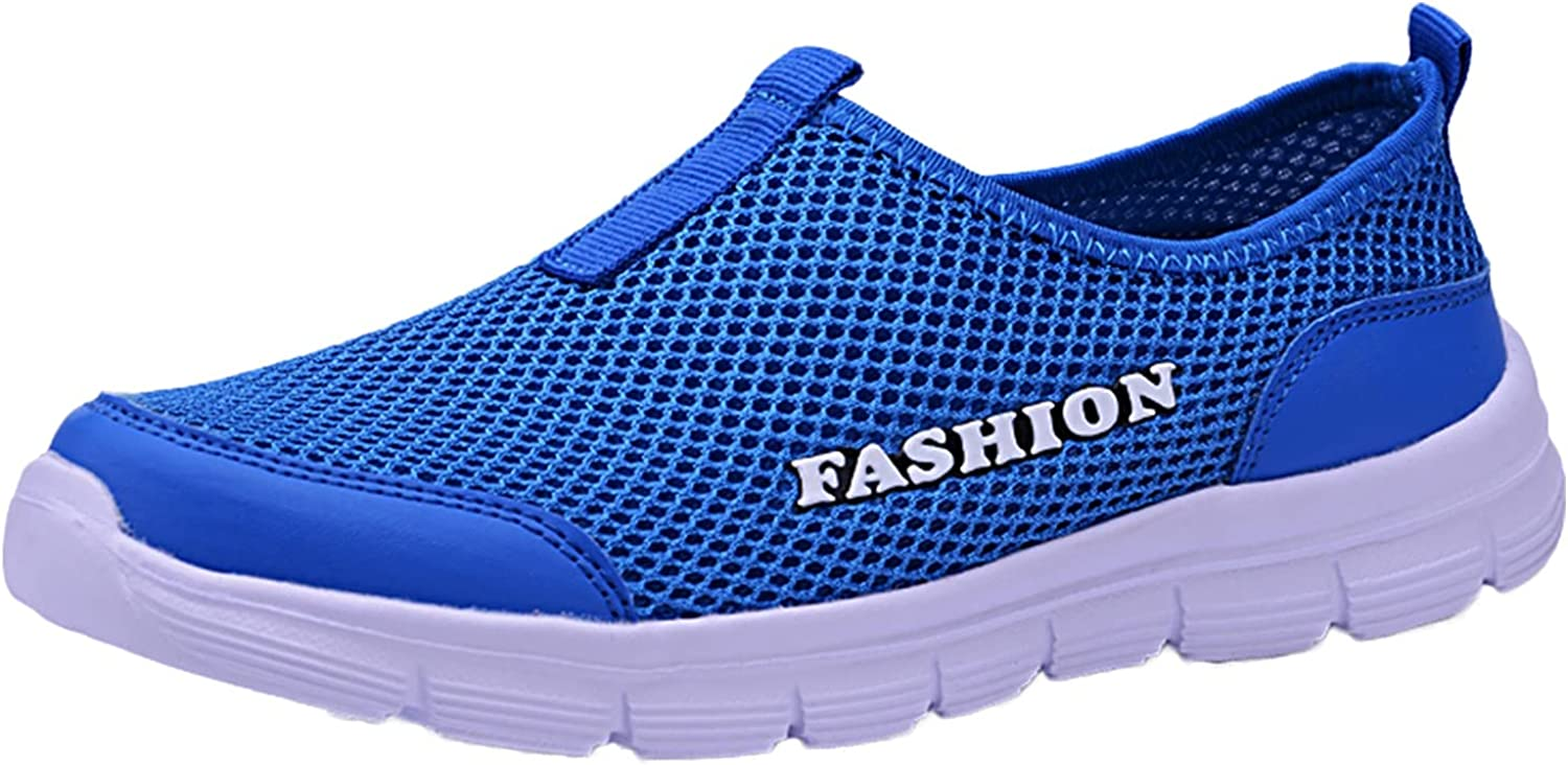 Women Mesh Indefinitely Sneakers Fixed price for sale Slip Running Lightweight On Breathable