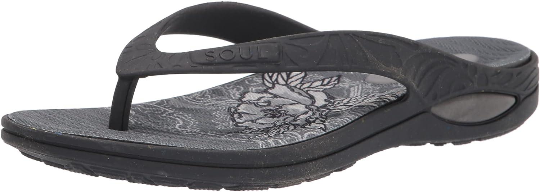 SOUL 特売 Naturalizer Women's Sandal 未使用 Affinity
