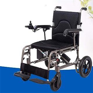 Sillas de ruedas eléctricas para adultos Silla de ruedas silla de ruedas, silla de rehabilitación médica for la tercera edad, la gente del viejo, de pie Silla de ruedas Eléctrica totalmente reclinable