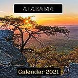 Alabama Calendar 2021
