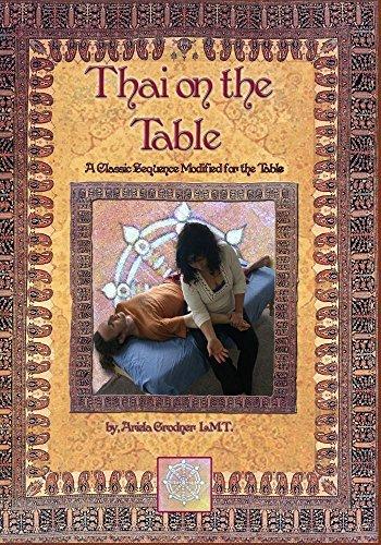 Thai Massage on the Table- DVD