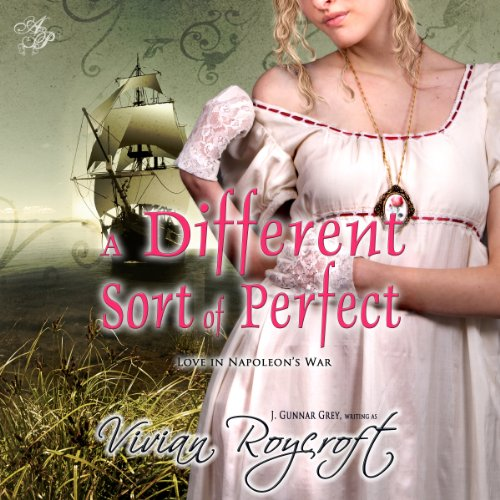 A Different Sort of Perfect audiobook cover art