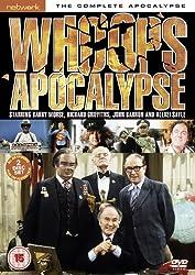 Whoops Apocalypse on DVD