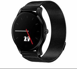 Reloj Intelligent Smart Watch Teléfono con Notificación de WhatsApp ,Contador de caloría,Monitor de sueño,Control de Musica y Cámara,Actividad Monitor,Pulsera de actividad para para iPhone y Android