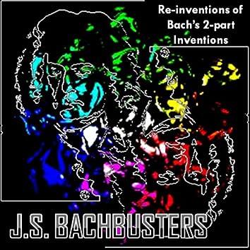 JS Bachbusters Presents: Two-Part Re-Inventions (Electronic Reinterpretations)