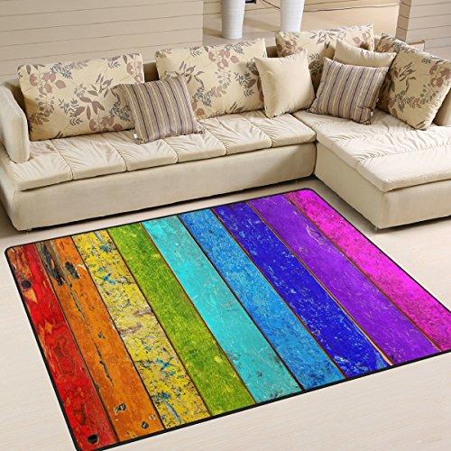 färgglad matta ikea